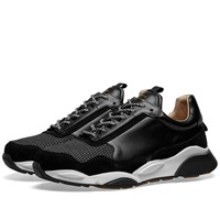 Zespa Zsp7 Canvas Sneaker Black