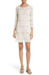 Tracy Reese Women's Chantilly Lace Shift Dress