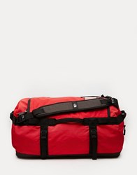 The North Face M2m Duffle Bag 48L Red