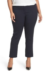 Persona By Marina Rinaldi Plus Size Women's Rota Stretch Slim Leg Ankle Pants