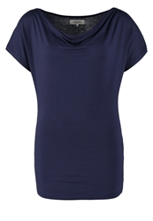 Zalando Essentials Basic Tshirt Dark Blue