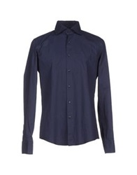 Primo Emporio Shirts Dark Blue