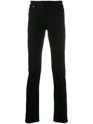 7 For All Mankind Ronnie Regular Jeans Black