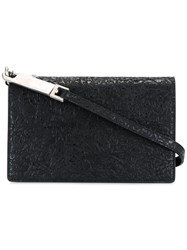 Rick Owens Rectangular Shoulder Bag Black
