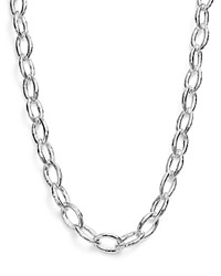 Ippolita Sterling Silver Glamazon Bastille Link Chain Necklace 18