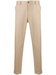 Boss Pressed Pleat Trousers 60