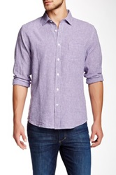 Toscano Dimensional Checkered Shirt