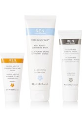 The Outnet Beauty Ren Pure Glow Trio Unknown