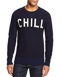 Scotch And Soda Chill Sweater Navy