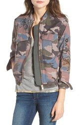 Zadig And Voltaire Women's Kavy Embroidered Utility Jacket