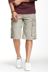 Antique Rivet Rick Cargo Short Beige