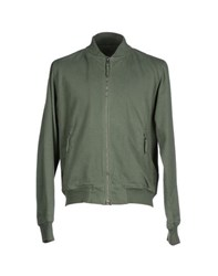 Aspesi Topwear Sweatshirts Men Military Green