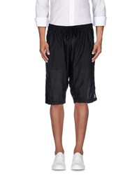 Religion Trousers Bermuda Shorts Men Black