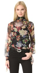 Haute Hippie Ladies And Gents Blouse Peggy Lee