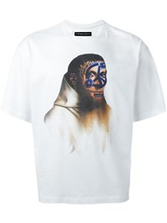 Y Project 'Monk' T Shirt White