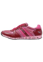 Mustang Trainers Fuchsia Pink