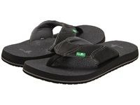 Sanuk Fault Line Charcoal Men's Sandals Gray