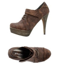 Prima Donna Primadonna Lace Up Shoes