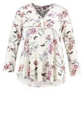 Evans Long Sleeved Top Multicolor Multicoloured