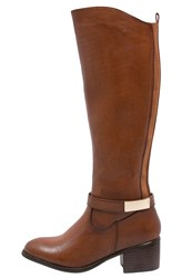 Wallis Boots Tan Brown