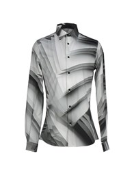 Christopher Kane Shirts Shirts Men Grey