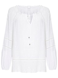 Ghost Belle Top White