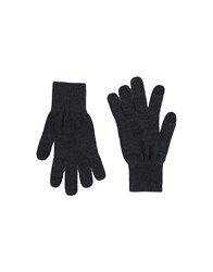 Levi's Red Tab Gloves Steel Grey