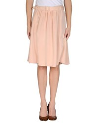 Theory Skirts Knee Length Skirts Women