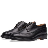 Tricker's End. X Richard Brogue Black