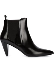 Alexander Wang 'Vaness' Ankle Boots Black