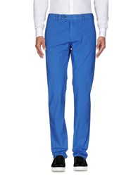 Henry Cotton's Casual Pants Blue