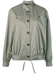 Paul Smith Ps Button Up Jacket Green