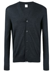 Paul Smith V Neck Jumper Black