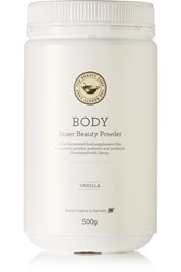 The Beauty Chef Body Inner Powder With Matcha Vanilla Colorless