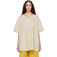 Toogood Off White 'The Painter' Blouse