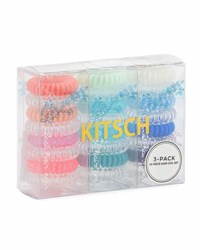 Neiman Marcus Three Pack Assorted Hair Coil Gift Set Multi