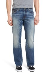 True Religion Men's Big And Tall Brand Jeans Billy Bootcut Jeans Rebellion