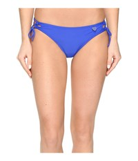 Body Glove Smoothies Tie Side Mia Bottoms Abyss Women's Swimwear Navy