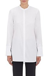Tim Coppens Self Tie Cuff Blouse White