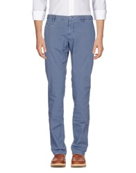 Altea Dal 1973 Casual Pants Dark Blue