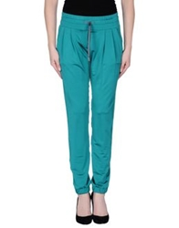 Richmond X Casual Pants Turquoise