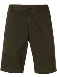 Calvin Klein Chino Shorts Green