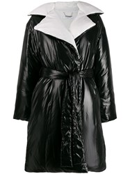 Givenchy Puffer Trench Coat Black