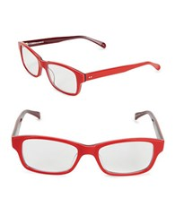 Corinne Mccormack Jess 52Mm Reading Glasses 1.50 Red