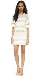 Emma Cook Vera Dress White