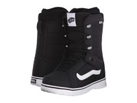 Vans Hi Standard '16 Black White Men's Cold Weather Boots