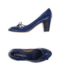 Apepazza Pumps Blue