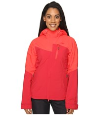 Outdoor Research Offchute Jacket Flame Scarlet Women's Coat Red
