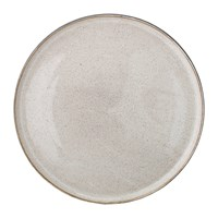 Bloomingville Stoneware Tray Natural 30Cm