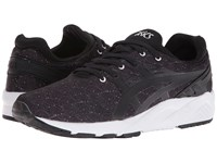Onitsuka Tiger By Asics Gel Kayano Trainer Evo Black Black Athletic Shoes